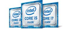 Equipé d'un processeur Intel® CoreTM