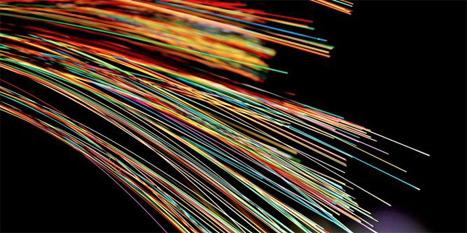 Qu'est-ce qu'une fibre optique?