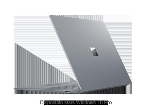 Disponible sous Windows 10 Pro